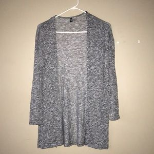 H&M Sheer Cardigan